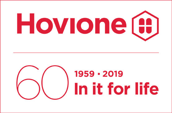 Hovione – In 2019 Hovione will be 60  We would be glad if